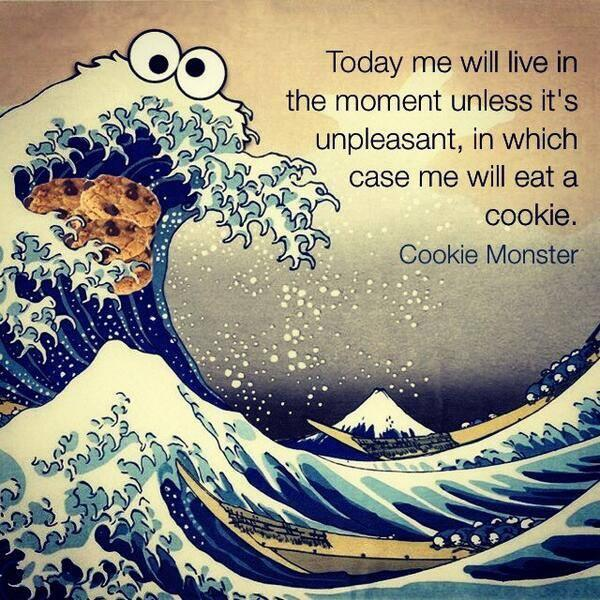 Cookie Monster Inspiration
