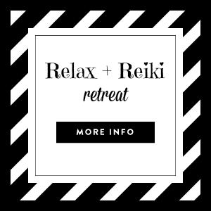 Relax + Reiki